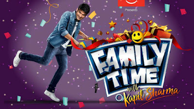 Family Time With Kapil Sharma 480p 1st April 2018 – 300MB