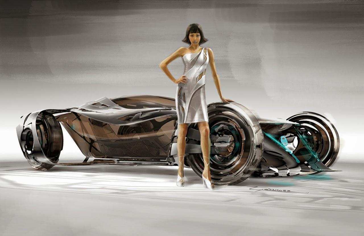 Auto prototipo Nissan que podrias manejar en el 2020