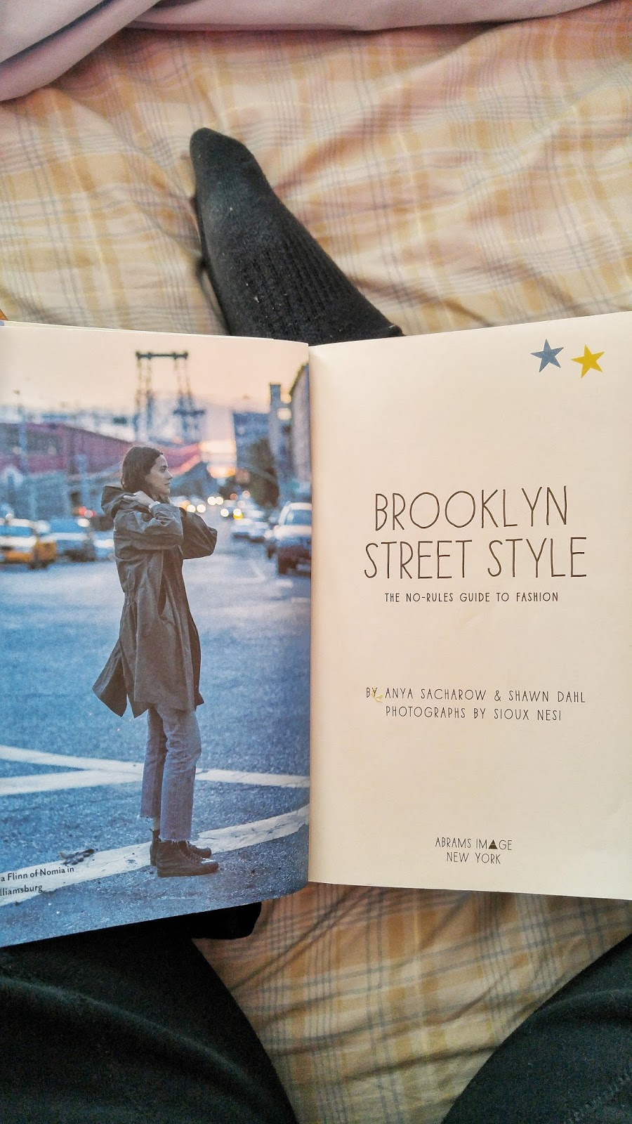 #MsBookworm: Brooklyn Street Style: The No-Rules Guide to Fashion by Anya Sacharow and Shawn Dahl