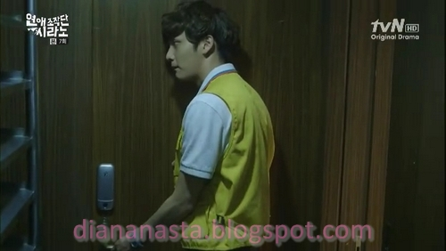Sinopsis dating agency cyrano ep 15