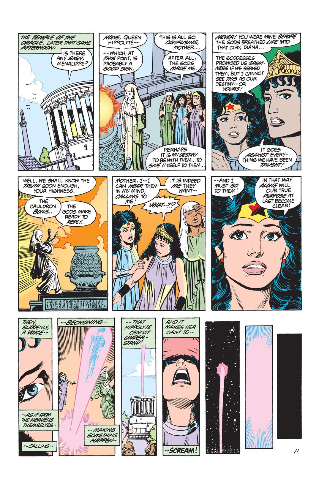 Read online Wonder Woman (1987) comic -  Issue #10 - 13