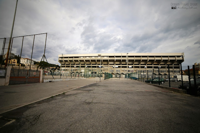 Stade du ray; Nice; OGCN, architecture