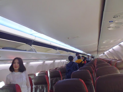 Experience Flying with Malindo Air