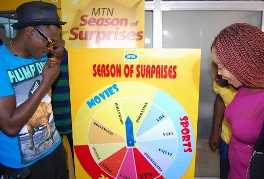 Customers Overwhelmed as MTN ushers Nigerians into Season of Surprises