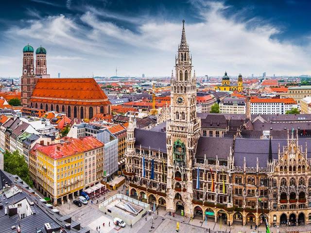 Roteiro de três dias em Munique