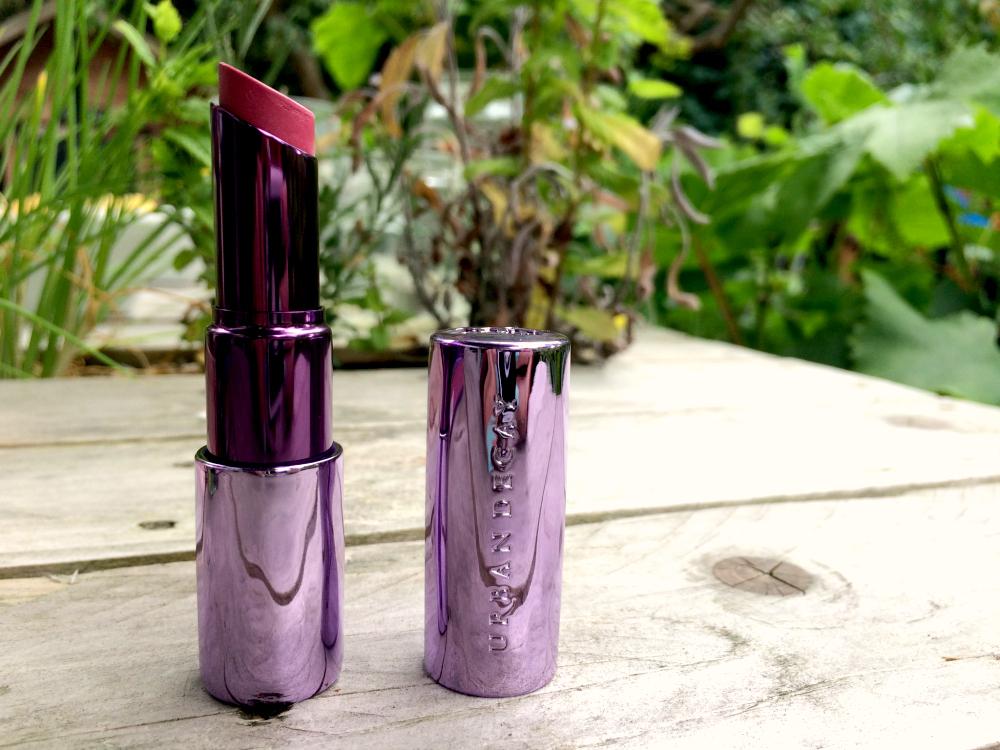 Urban Decay Lipstick Sheer Ladyflower