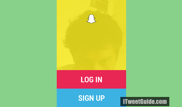 Use Snapchat - I Tweet Guide
