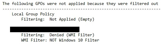 IT Admin Tips: Applying Group Policies Based on OS Using WMI