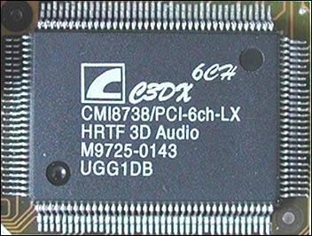 DEVICE AUDIO PCI CMI8738 TÉLÉCHARGER C3DX PILOTE