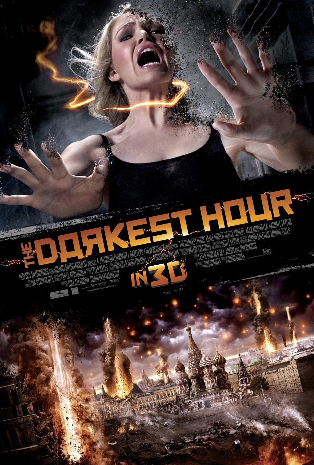 The Darkest Hour (2011) ταινιες online seires oipeirates greek subs