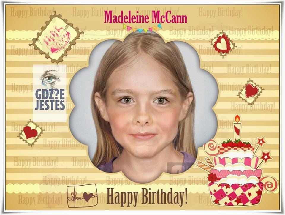 Madeline Mccann Detail: Gdzie Jesteś?: Madeleine McCann