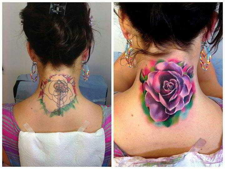tatuajes para tapar un tatuaje