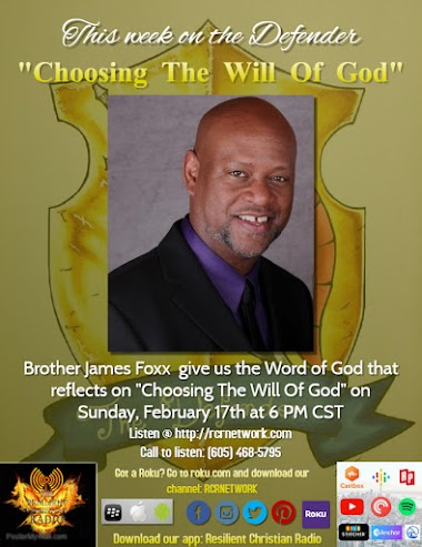 Choosing The Will Of God