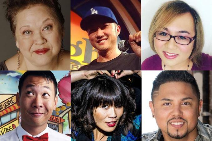 Comedy invAsian: Get Your Tix Now