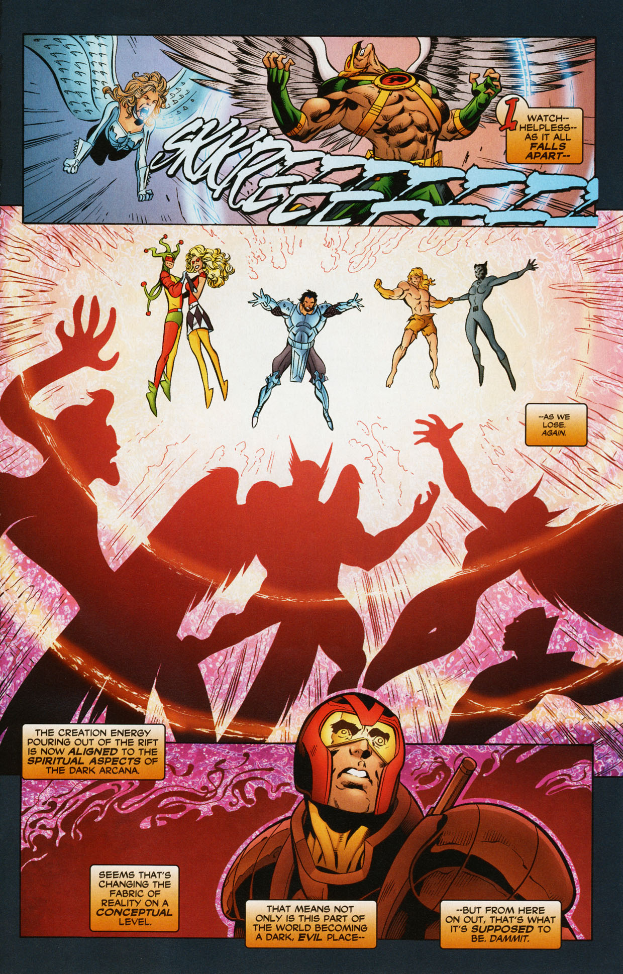 Read online Trinity (2008) comic -  Issue #34 - 27