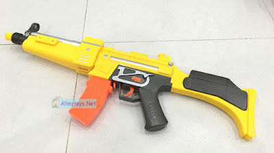 Mp5 Toy Gun With Nerf Gun Manners 2