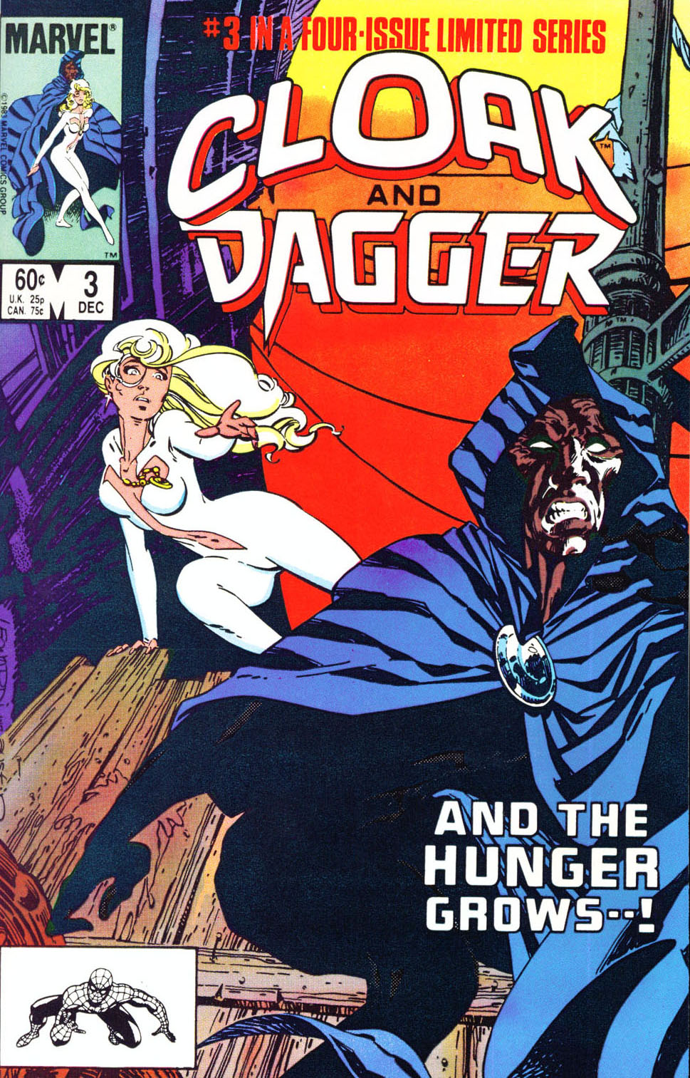 Cloak and Dagger (1983) 3 Page 1