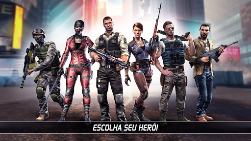 UNKILLED: FPS SURVIVAL APK MOD OBB