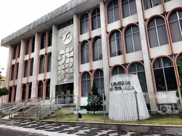 Assembleia Legislativa, em João Pessoa.