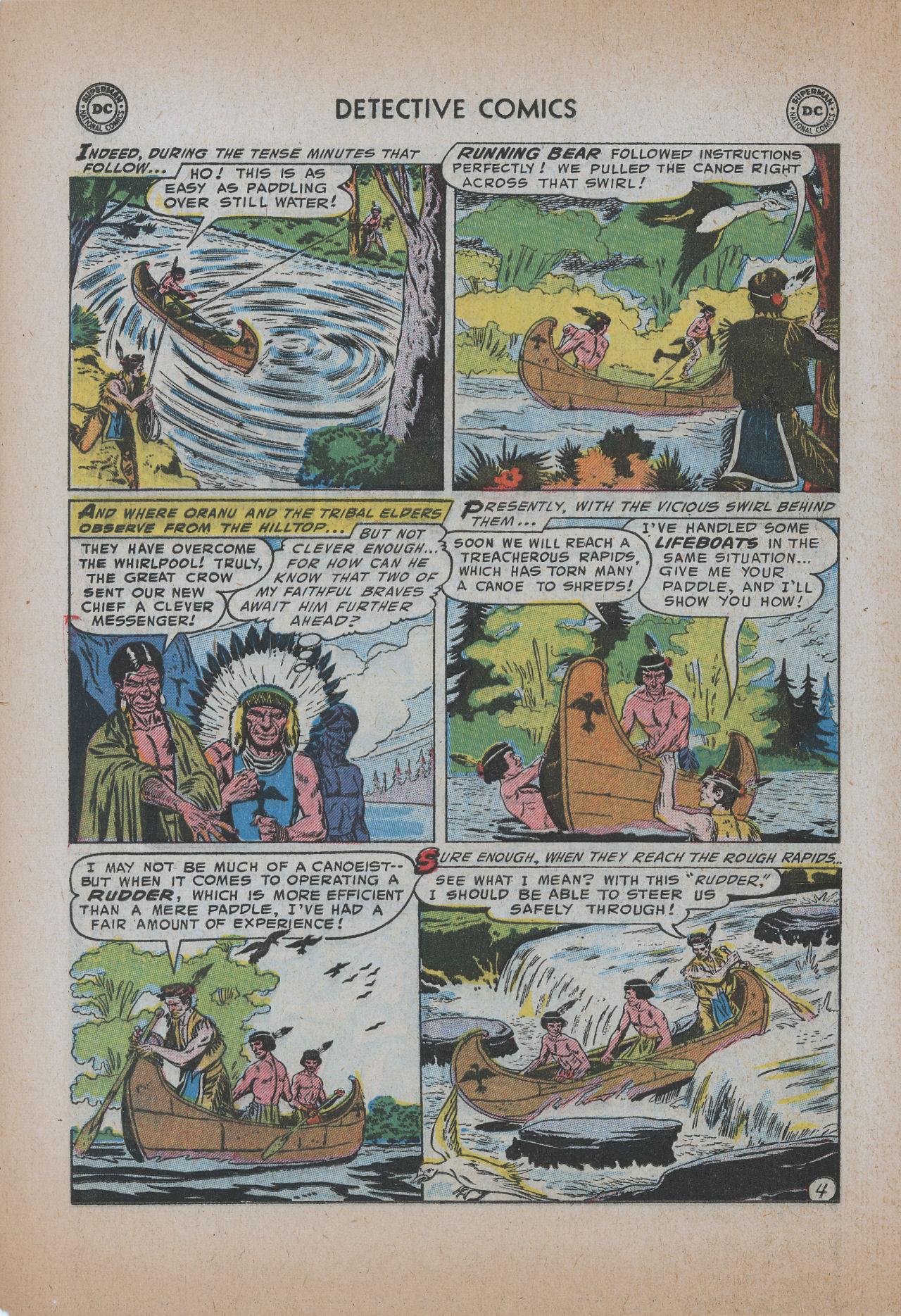 Detective Comics (1937) 220 Page 19