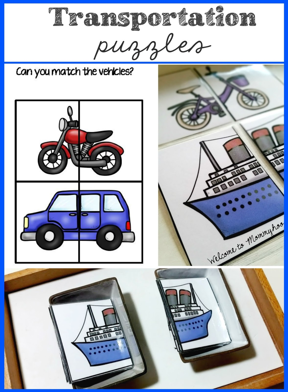 Welcome To Mommyhood Transportation Themed Toddler Shelves