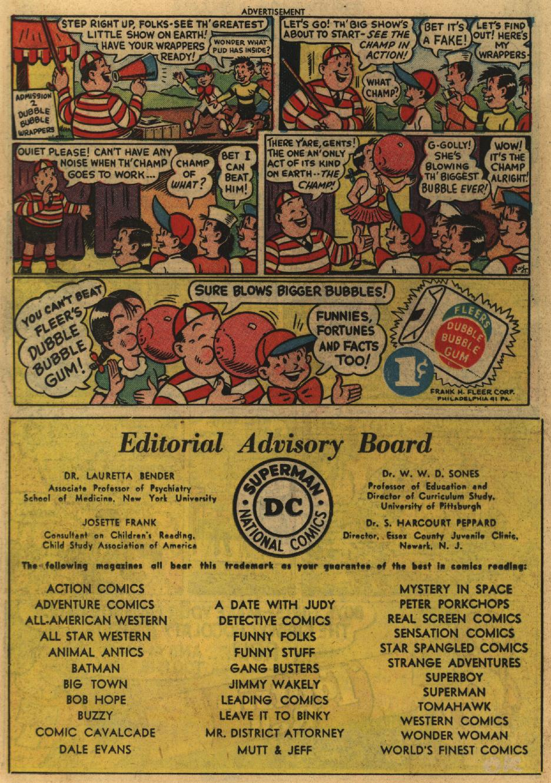 Strange Adventures (1950) issue 11 - Page 26