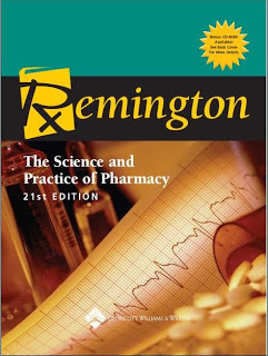 Download e-book: remington the science and practice of pharmacy.