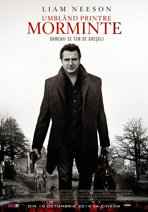 A Walk Among the Tombstones (Film 2014) - Umblând printre morminte