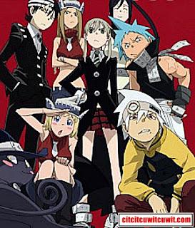 soul eater anime terbaik sepanjang masa nomor 16