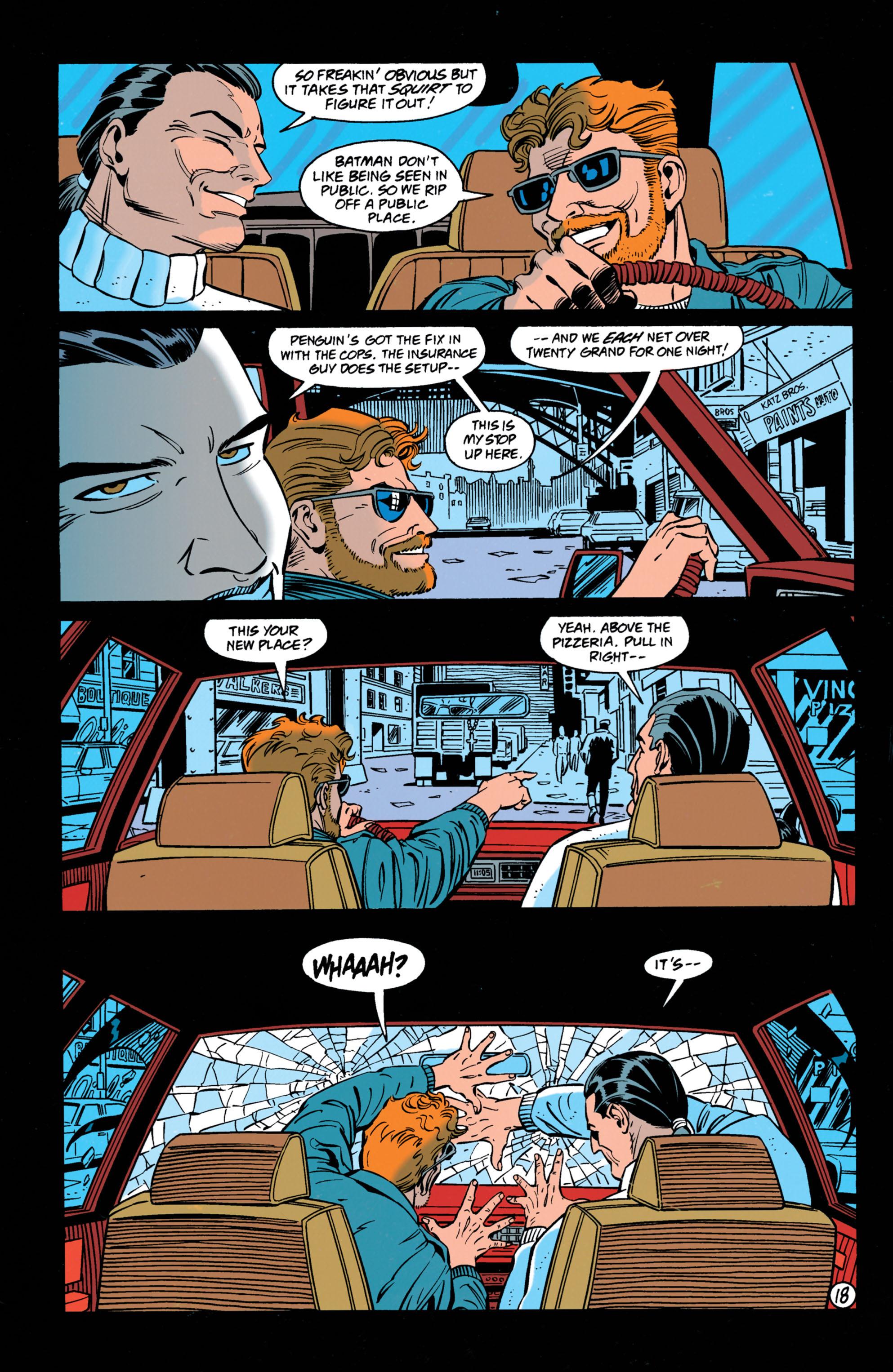 Detective Comics (1937) 683 Page 18