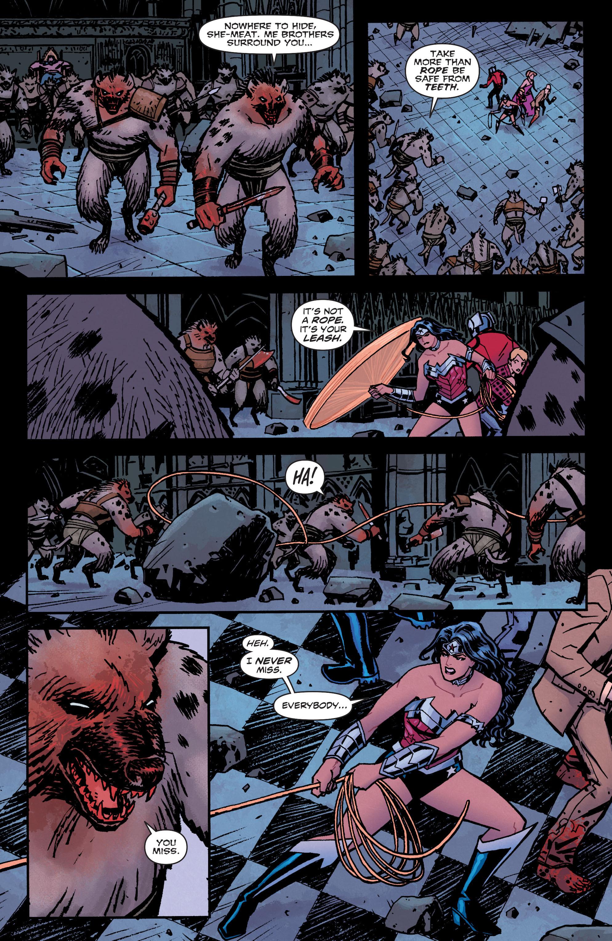 Read online Wonder Woman (2011) comic -  Issue #23 - 2