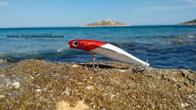 Artist FR 105 Saltwater Lure