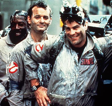 Originales de Ghostbusters apareceran en la proxima instalacion de la pelicula!
