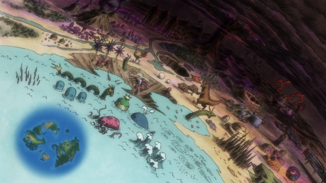 Hunter x Hunter, Dark Continent Arc