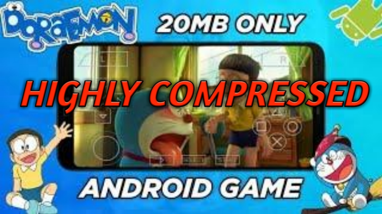 20MB] DORAEMON UNRELEASED ANDROID GAME  - IKIAG
