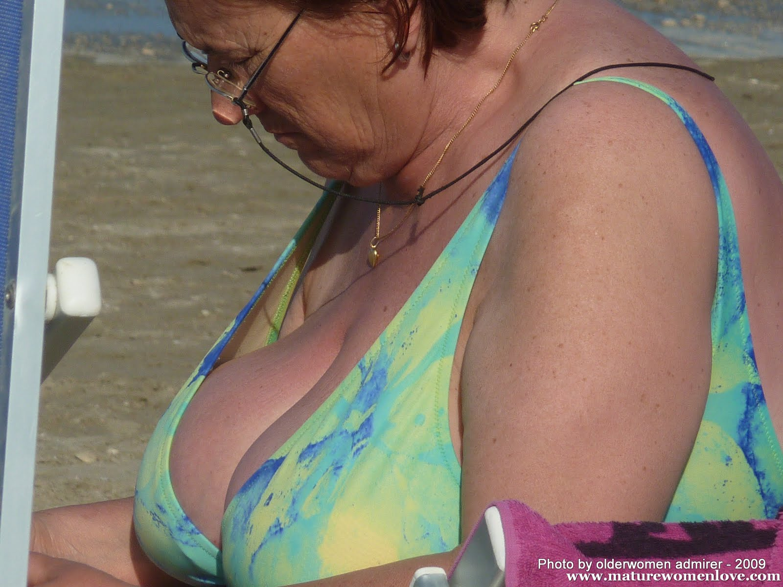 Granny Sexy Boobs