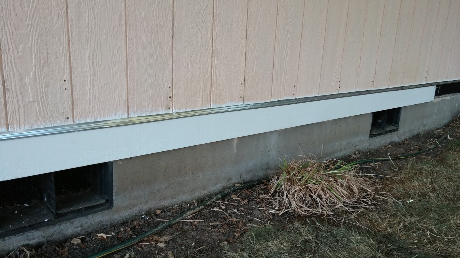 Brian S Life How To Replace Rotted T1 11 Siding With A