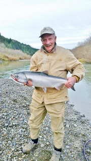 Southern oregon coast salmon fishing report for Southern oregon fishing report