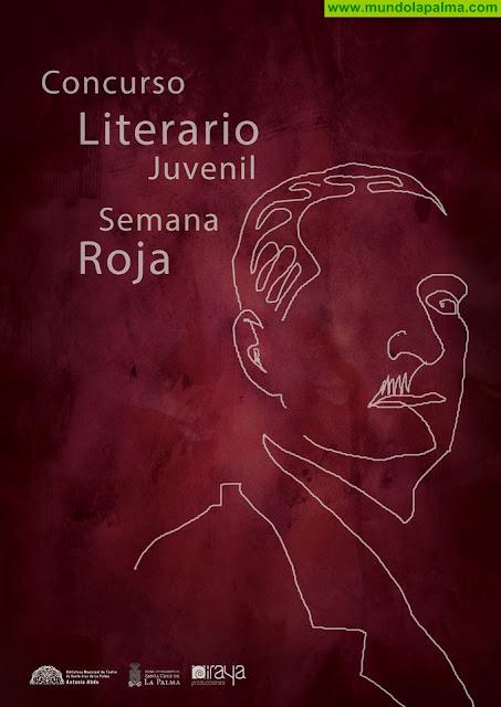 La Biblioteca Antonio Abdo amplía el plazo para participar en el concurso literario juvenil sobre la Semana Roja en La Palma