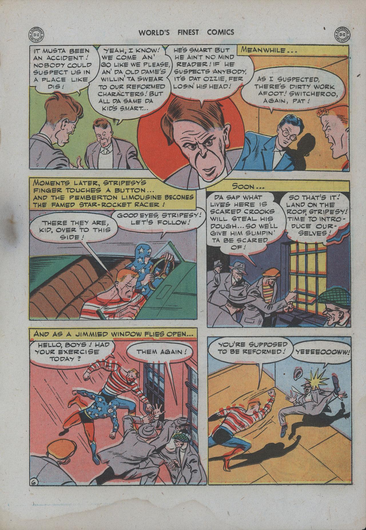Read online World's Finest Comics comic -  Issue #15 - 22