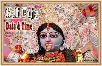 2020 Bengali Kali Puja Date & Time in India