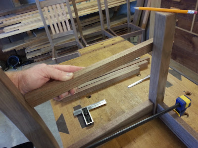 Westfall Woodcraft Dining Set Tutorial 4 Glue Up And
