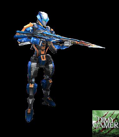 render Blood Strike Matrix