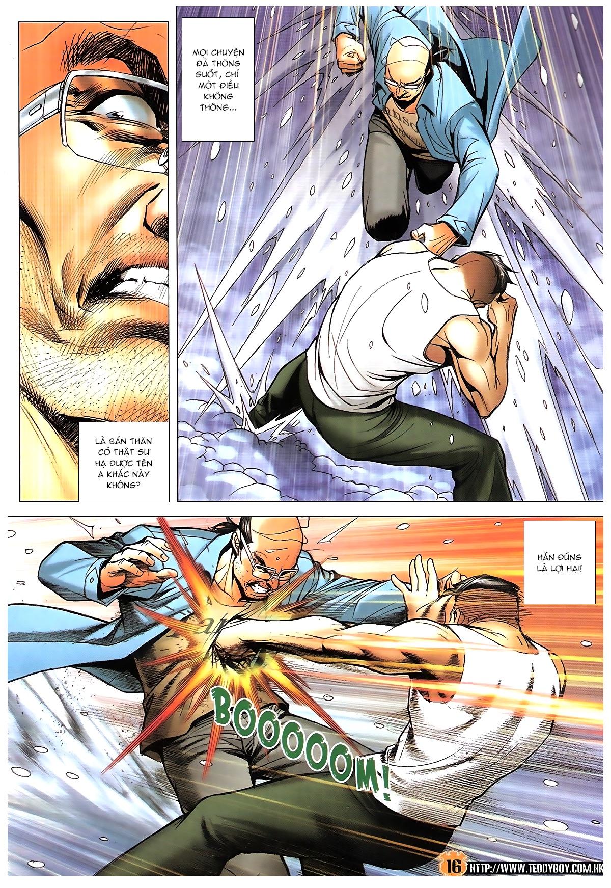 Người Trong Giang Hồ - Chapter 1615: Bắn chết Triệu Oánh - Pic 13