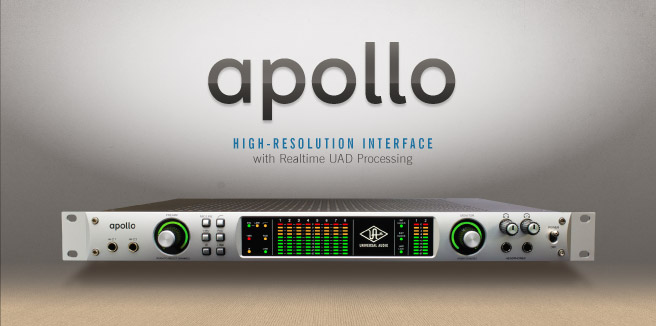 gary noble show universal audio apollo audio interface with onboard uad 2 dsp. Black Bedroom Furniture Sets. Home Design Ideas