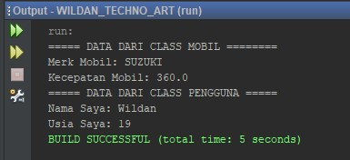 Penggunaan Inner Class non-static pada Java