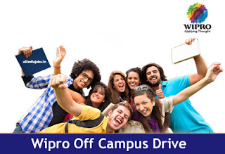 Wipro Off Campus