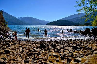 Lago Puelo foto