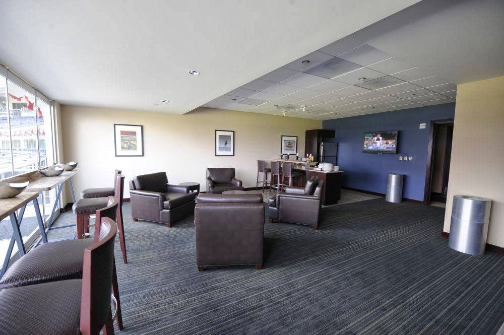 Washington Nationals Luxury Suites For Sale, Single Game Rentals, Nationals Park