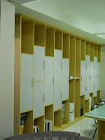 Rak File - Lemari Dokumen Terbuka - Custom Furniture Kantor Semarang